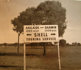 Photograph taken by a staff member of the Shell Touring Service and Mapping Unit, c.1947–1960 Shell Company Historical Collection, University of Melbourne Archives