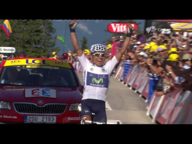 Stage 20 - Quintana