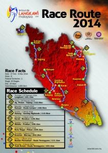 Langkawi Route 2014