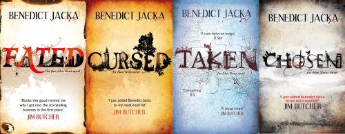 Benedict Jacka - Alex Verus
