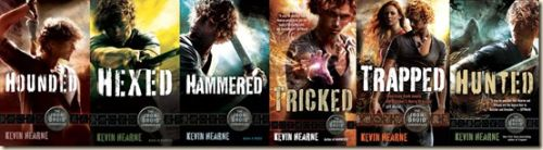 Kevin Hearne - Iron Druid Chronicles