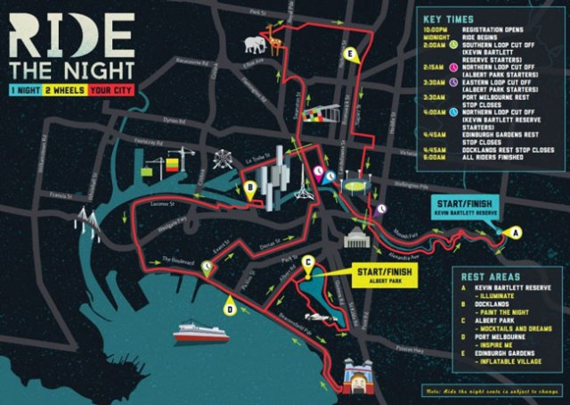 Melbourne-ride-the-night-map